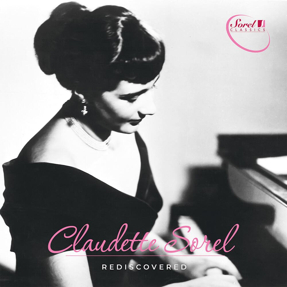 Claudette Sorel Rediscovered / Various (2pk) - Claudette Sorel Rediscovered / Various (2pk)
