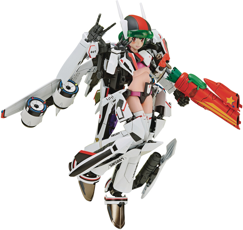 Aoshima - Macross F Vf-25f Messiah Ranka Lee Plastic Model K