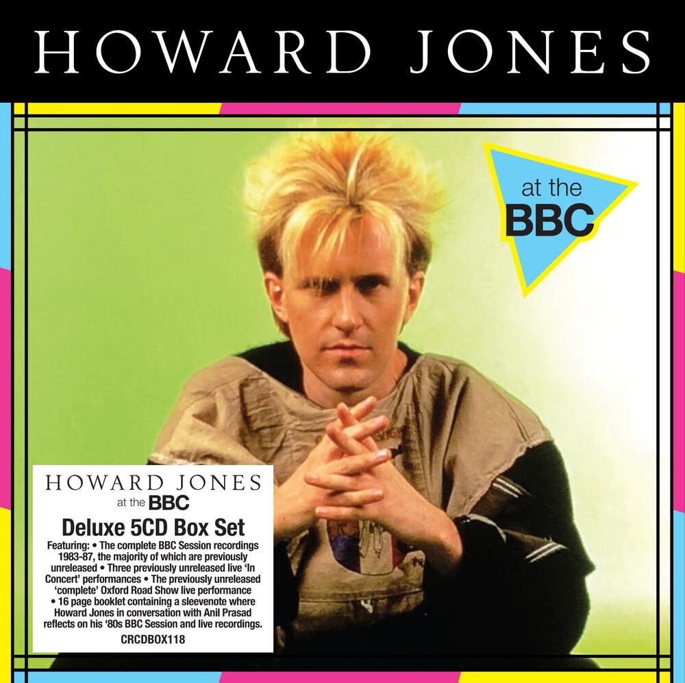 - At The BBC