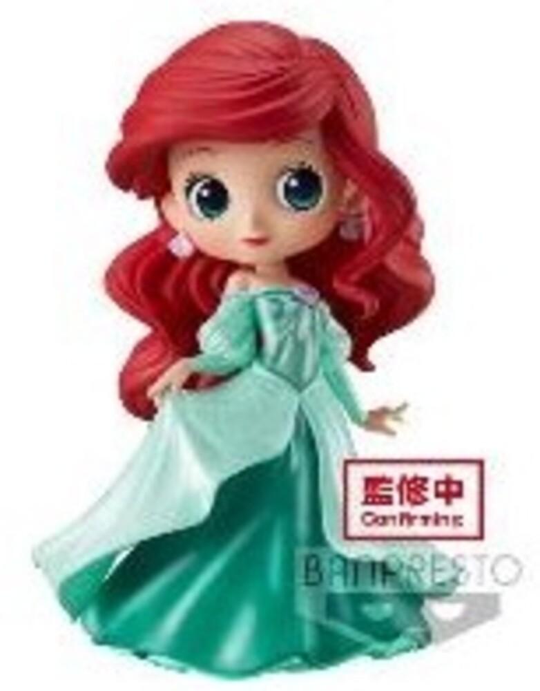 Banpresto - Disney Ariel Princess Dress Glitter Line Q Posket