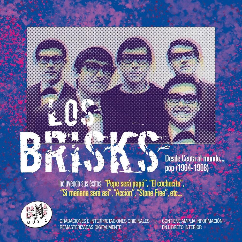 Brisks - Desde Ceuta Al Mundo Pop 1964-1968 (Spa)