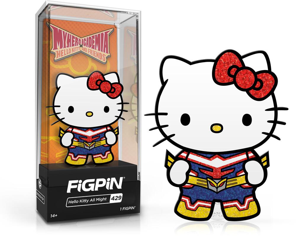 Figpin My Hero Academia Hello Kitty All Might #429 - Figpin My Hero Academia Hello Kitty All Might #429