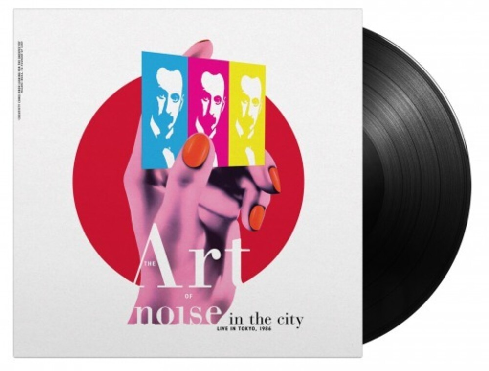 Art Of Noise - Noise In The City: Live In Tokyo 1986 (Blk) [180 Gram]