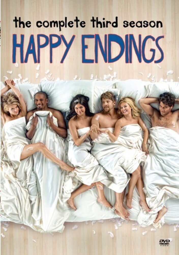 Happy Endings [TV Series] - Happy Endings: Season 3