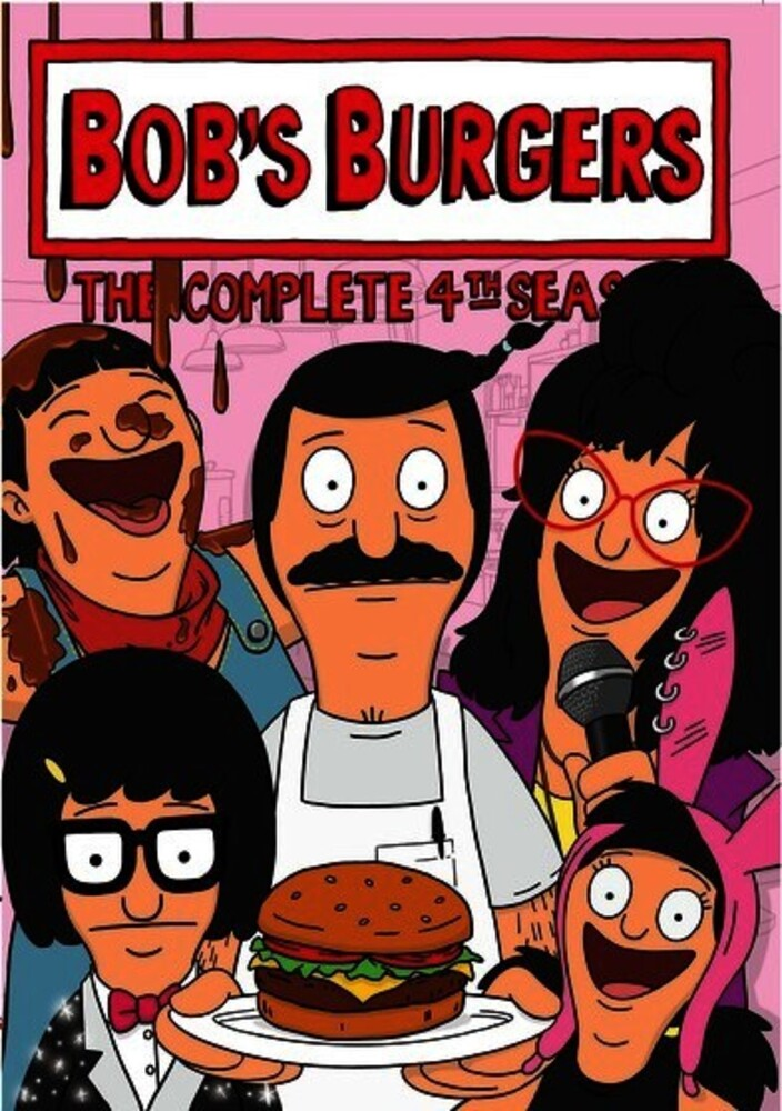 DJ Switch - Bob's Burgers: The Complete 4th Season