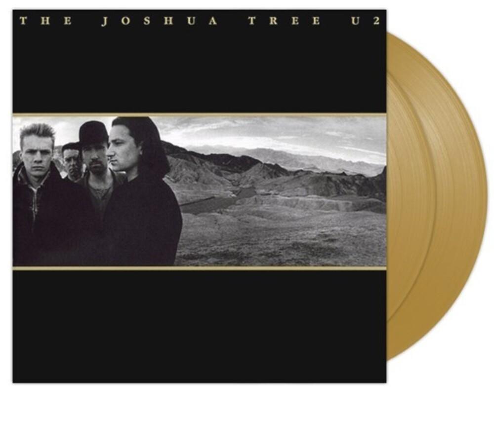 U2 - Joshua Tree: 30th Anniversary [Colored Vinyl] (Gol) [Limited Edition]