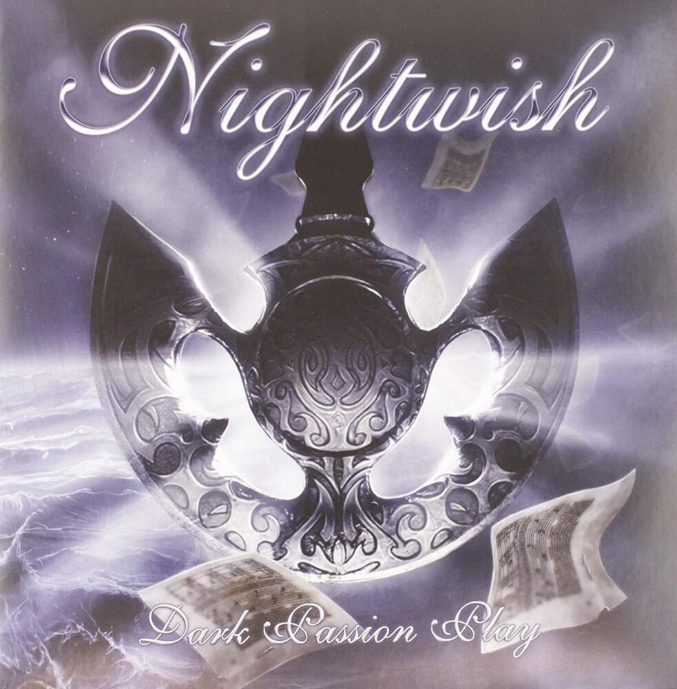 Nightwish - Dark Passion Play (2019 Nuclear Blast Re-Issue) [Indie Exclusive Limited Edition Blue/White Splatter LP]