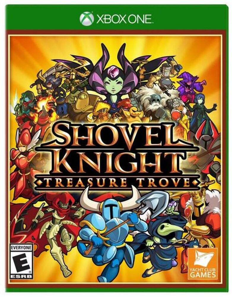 - Shovel Knight: Treasure Trove for Xbox One