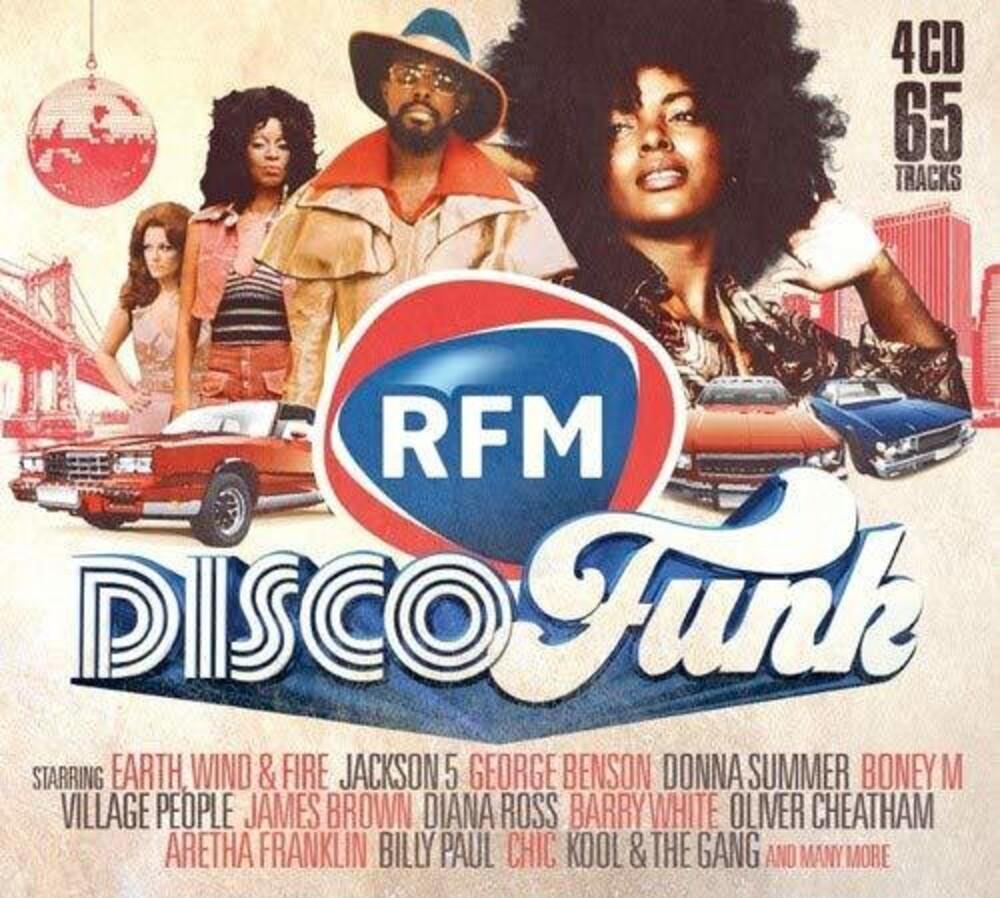 Rfm Disco Funk / Various - Rfm Disco Funk / Various (Fra)