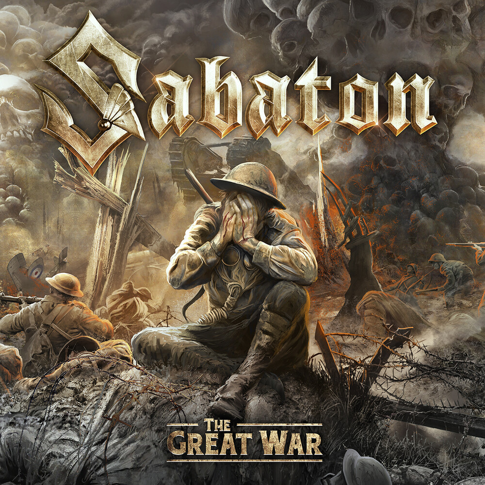 Sabaton - The Great War: History Edition [Import LP]