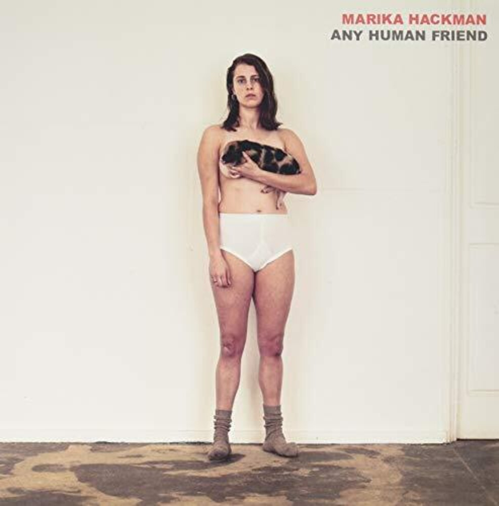 Marika Hackman - Any Human Friend [Import Pink LP]