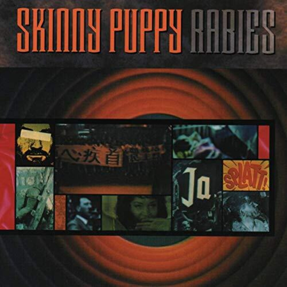 Skinny Puppy - Rabies: Remastered [LP]