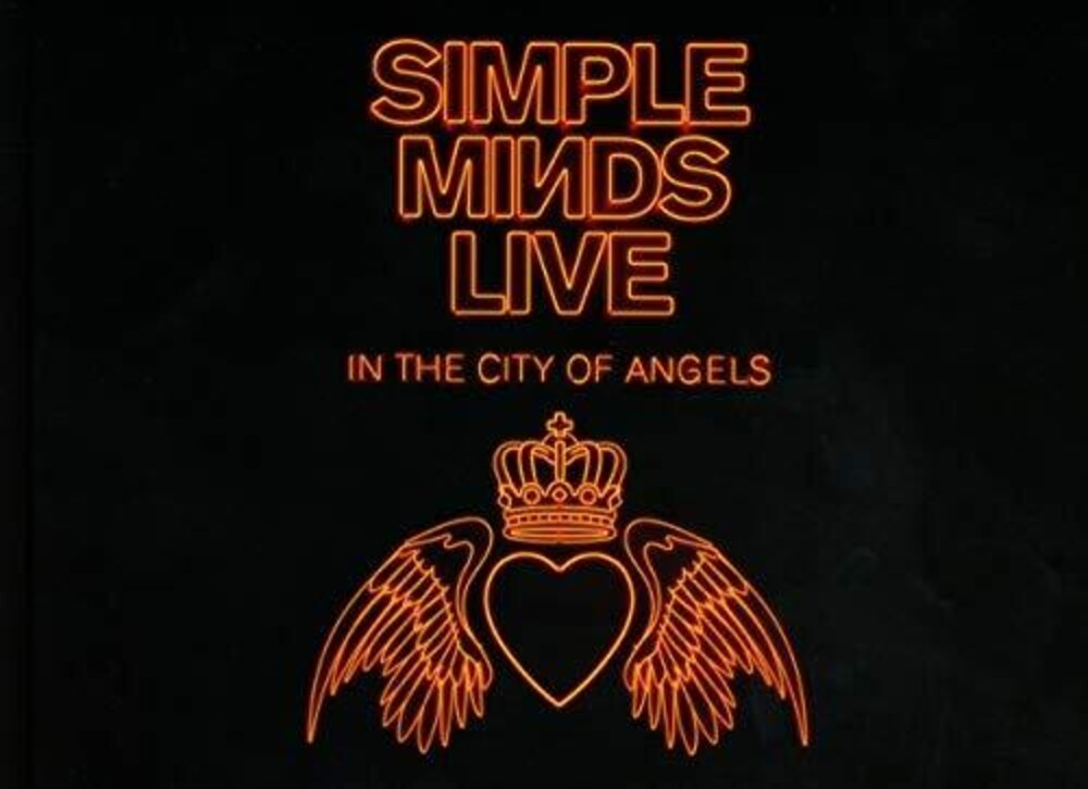 Simple Minds - Live In The City Of Angels [Deluxe 4CD]