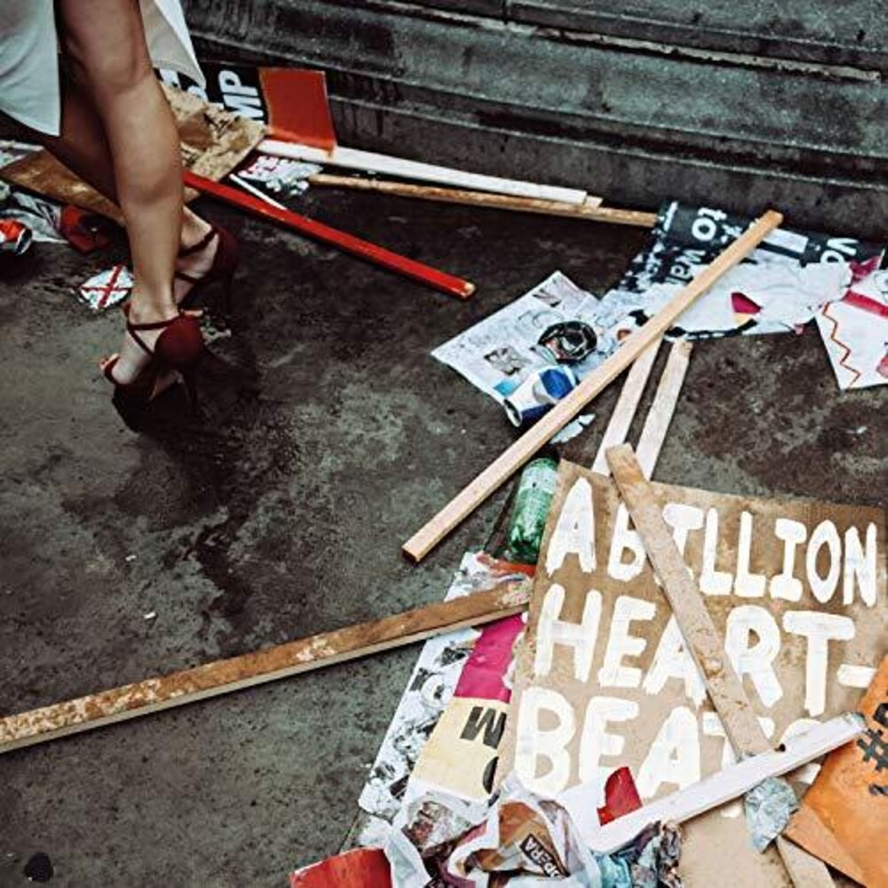 Mystery Jets - A Billion Heartbeats [Import LP]