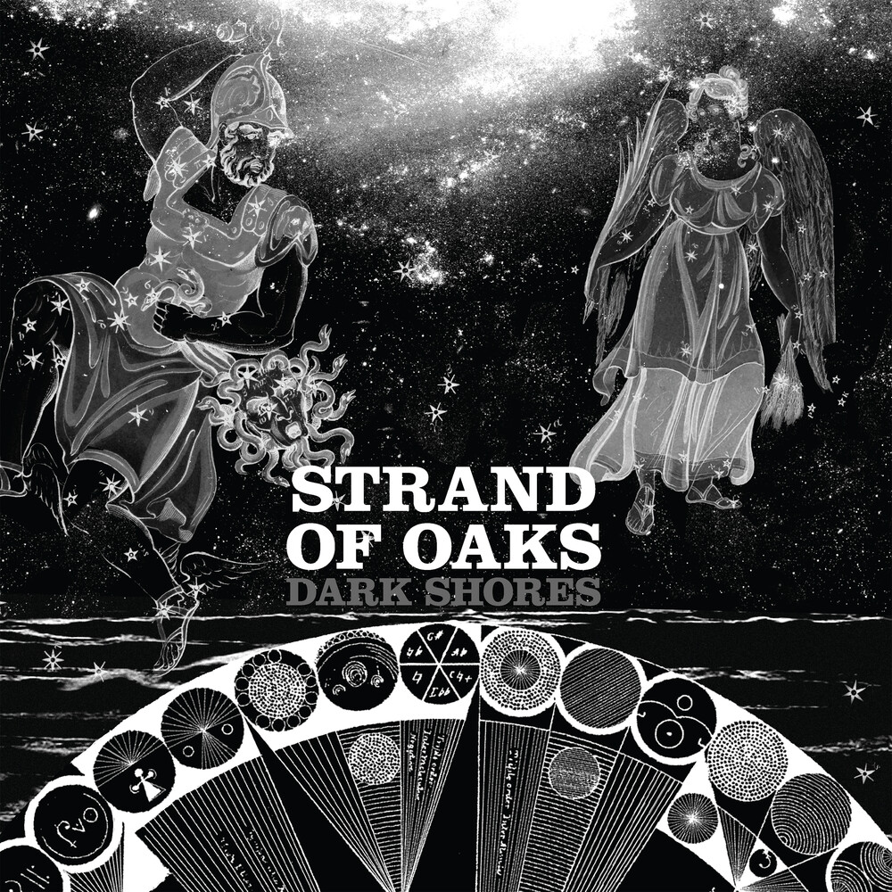 Strand Of Oaks - Dark Shores (Sleeping Pill Blue Vinyl) (Blue)