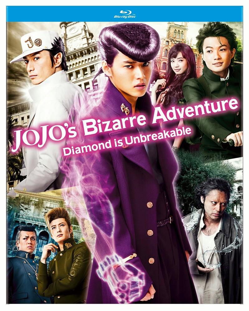 - Jojo's Bizarre Adventure: Diamond Is Unbreakable