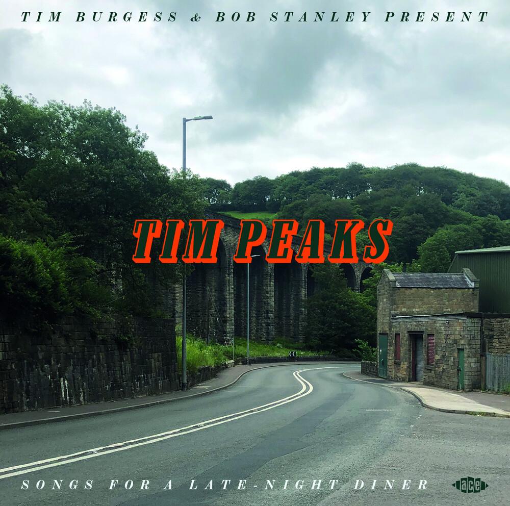 Tim Burgess & Bob Stanley Present Tim Peaks / Var - Tim Burgess & Bob Stanley Present Tim Peaks / Var