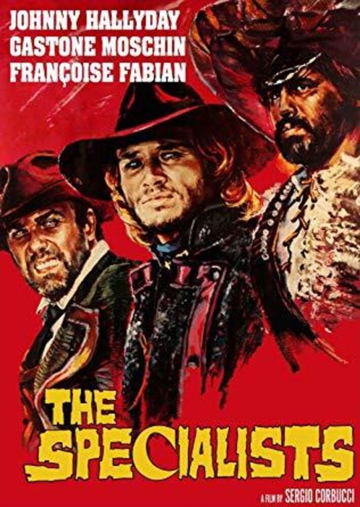 Specialists (1969) - The Specialists (Gli Specialisti)