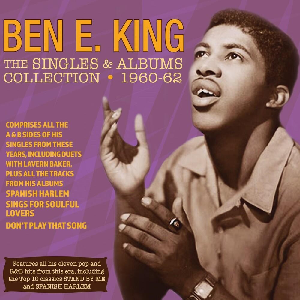 Ben King E - Singles & Albums Collection 1960-62