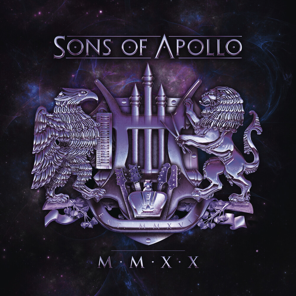 Sons Of Apollo - MMXX [Limited Edition 2CD]