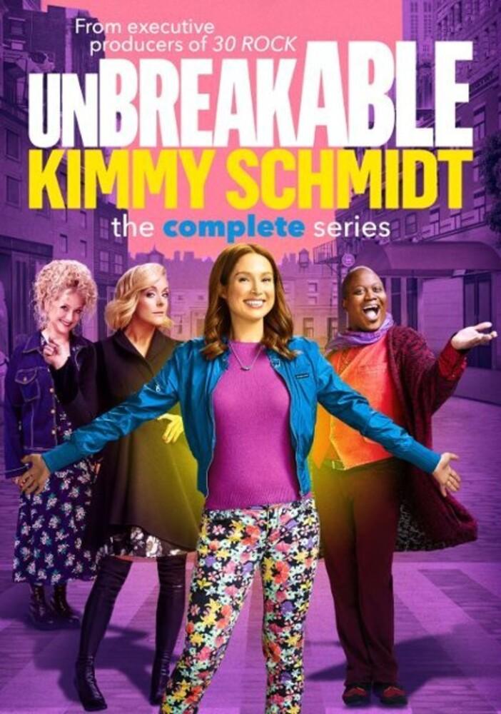 Unbreakable Kimmy Schmidt: Complete Series - Unbreakable Kimmy Schmidt: Complete Series (8pc)
