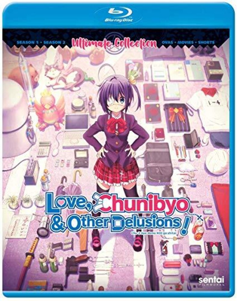 - Love, Chunibyo & Other Delusions (6pc) / (Ult)