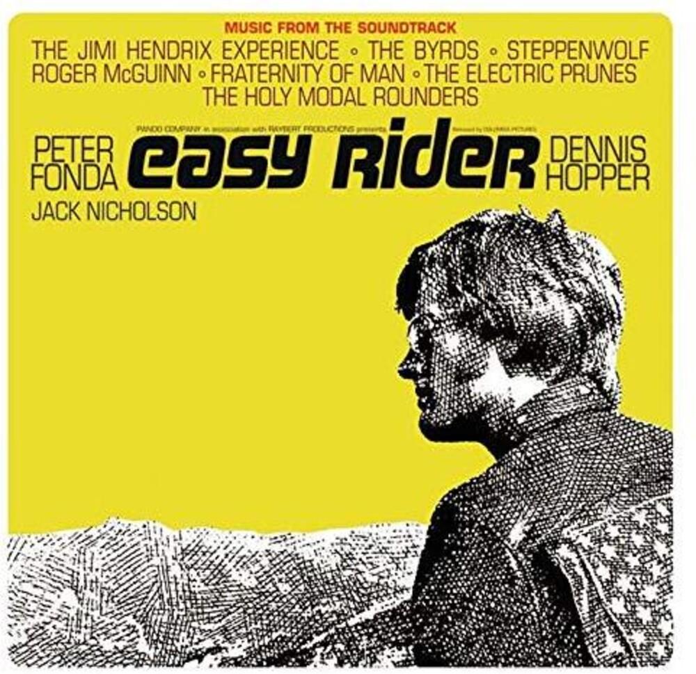 Easy Rider / OST Jpn - Easy Rider / O.S.T. (Jpn)