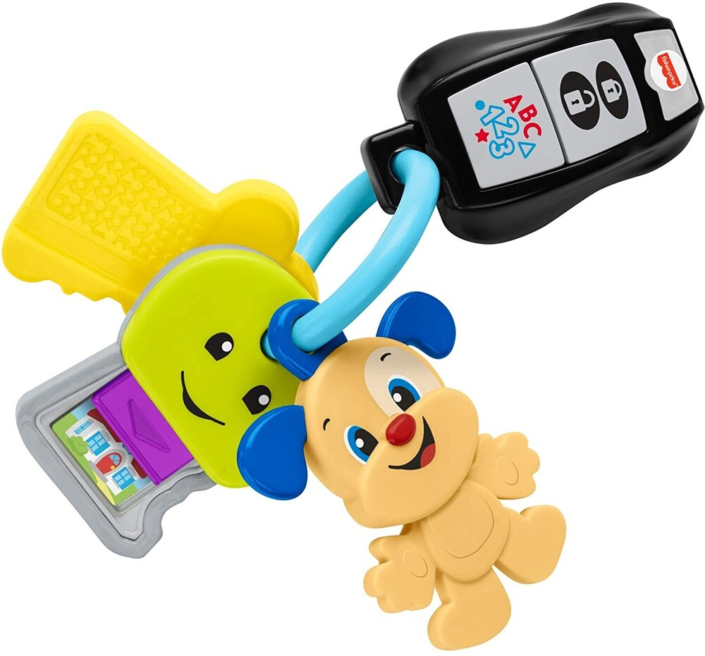 Laugh & Learn - Fisher Price - Laugh N Learn Keys