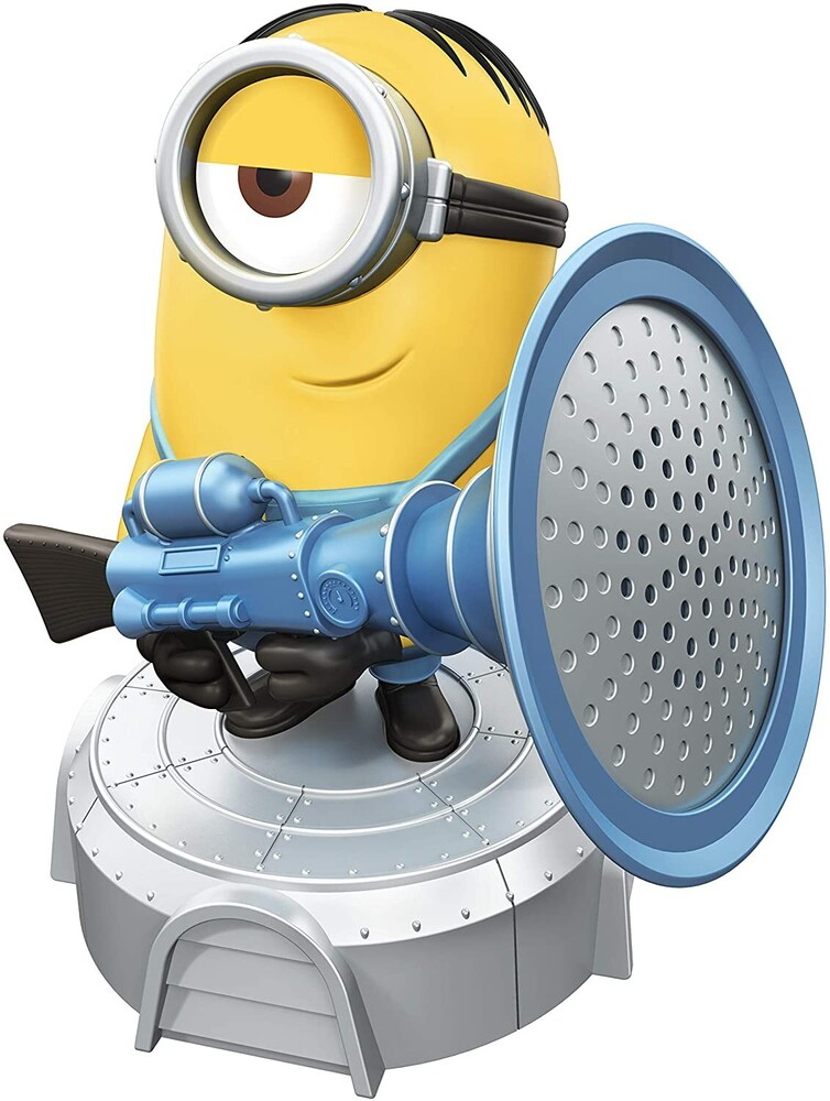 Minions - Mattel - Minions 2 Gas Out (DreamWorks)