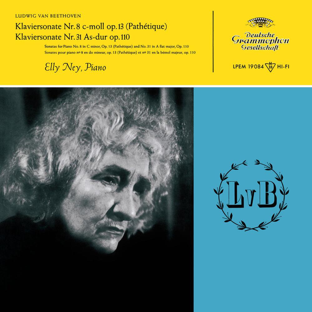 Elly Ney - Beethoven Piano Sonatas Nos. 8, 14, 23, 31 (Ogv)
