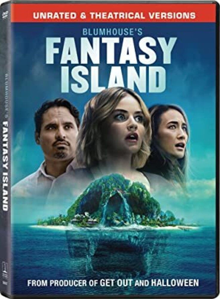 Blumhouse's Fantasy Island [Movie] - Blumhouse's Fantasy Island