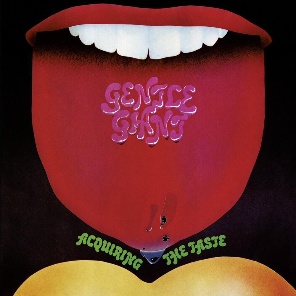 Gentle Giant - Acquiring The Taste [LP]