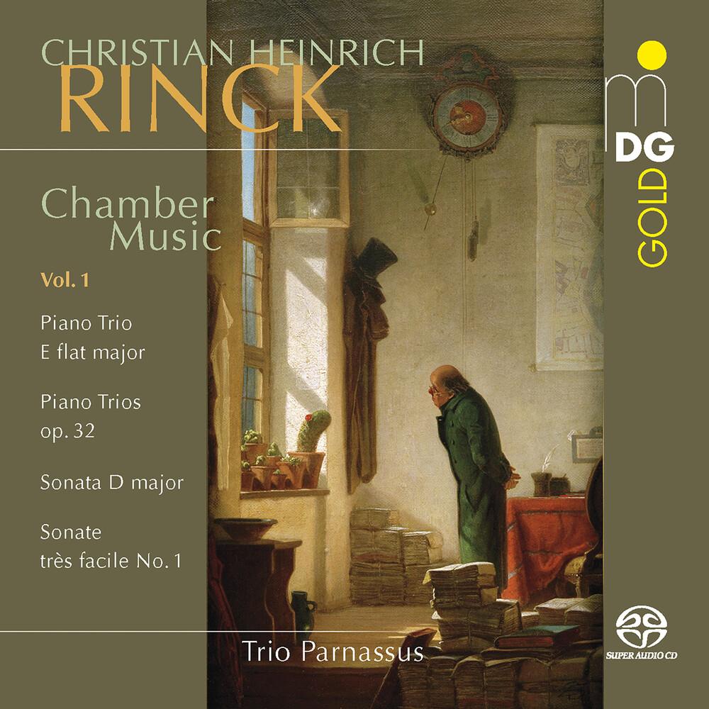 Rinck / Trio Parnassus - Chamber Music 1 (Hybr)
