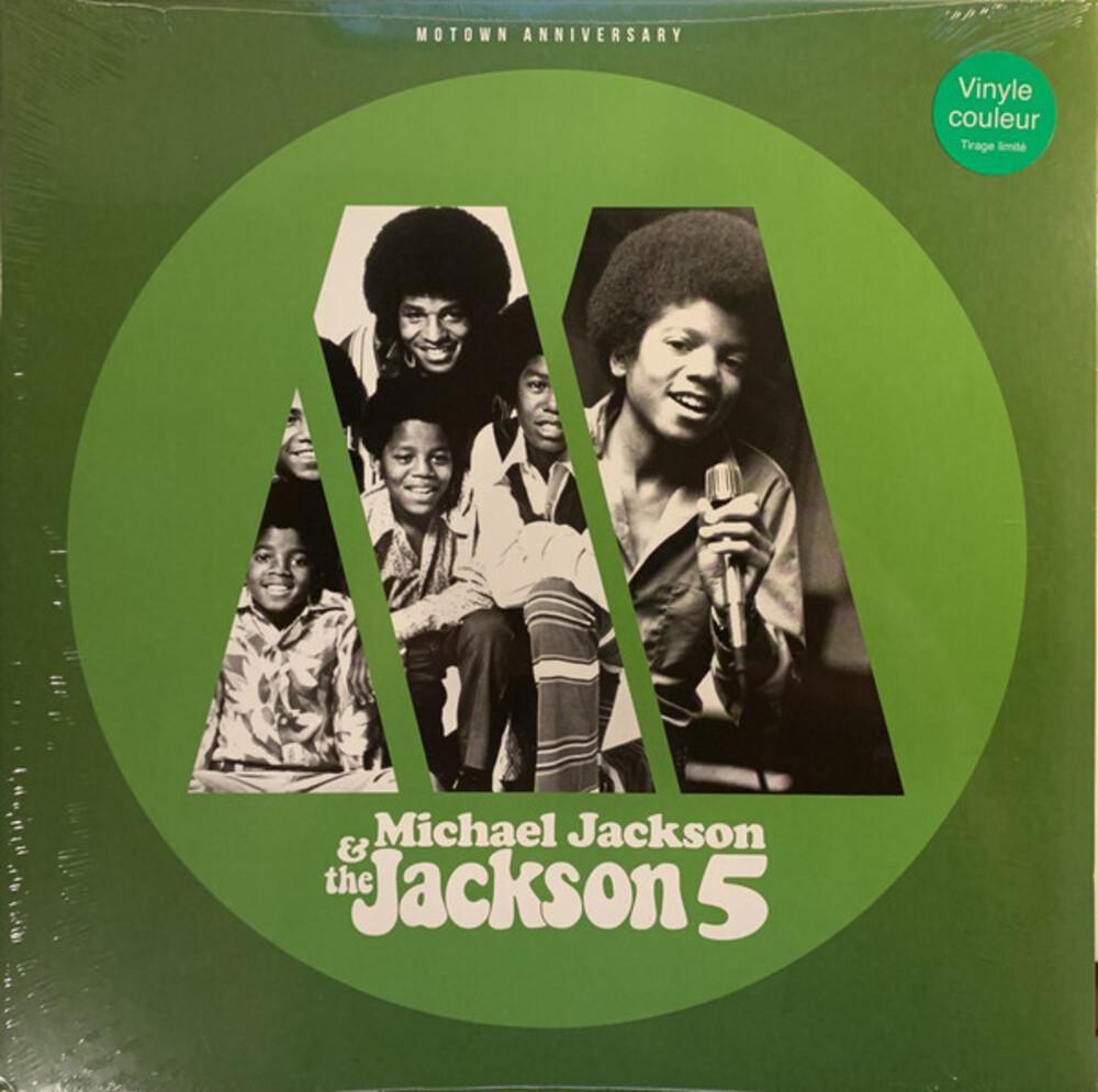Michael Jackson - Motown Anniversary: Michael Jackson & Jackson 5