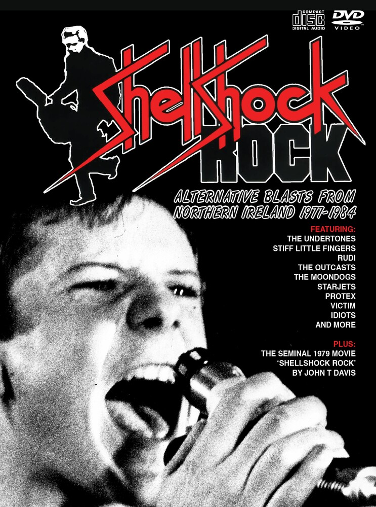 Shellshock Rock Alternative Blasts From Northern - Shellshock Rock: Alternative Blasts From Northern
