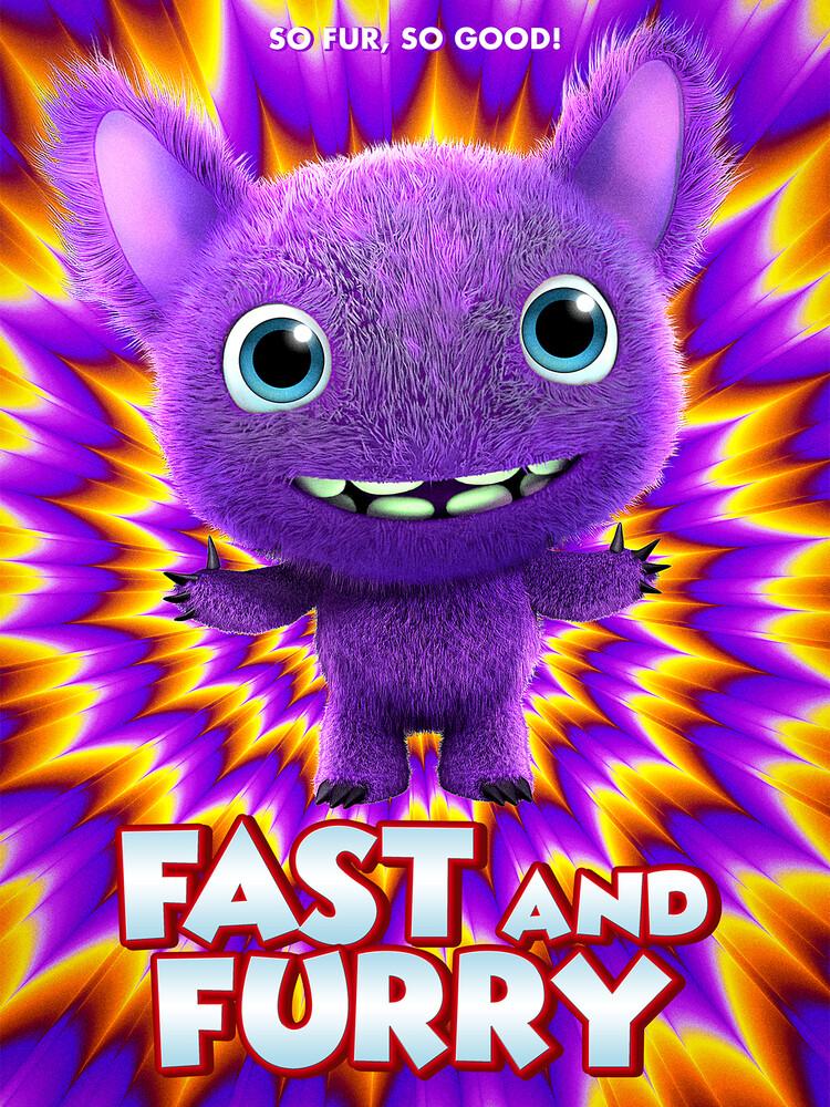 Jonathan Carley - Fast & Furry