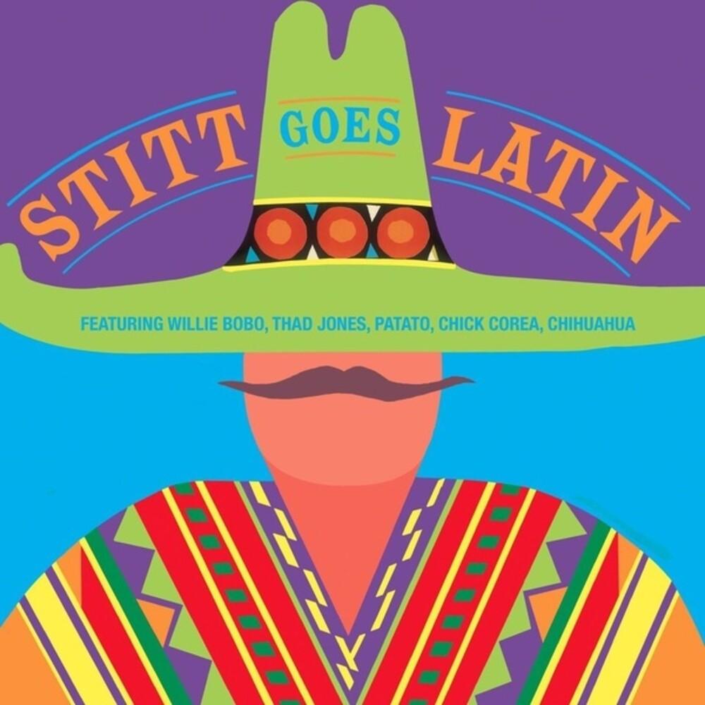 Sonny Stitt - Stitt Goes Latin