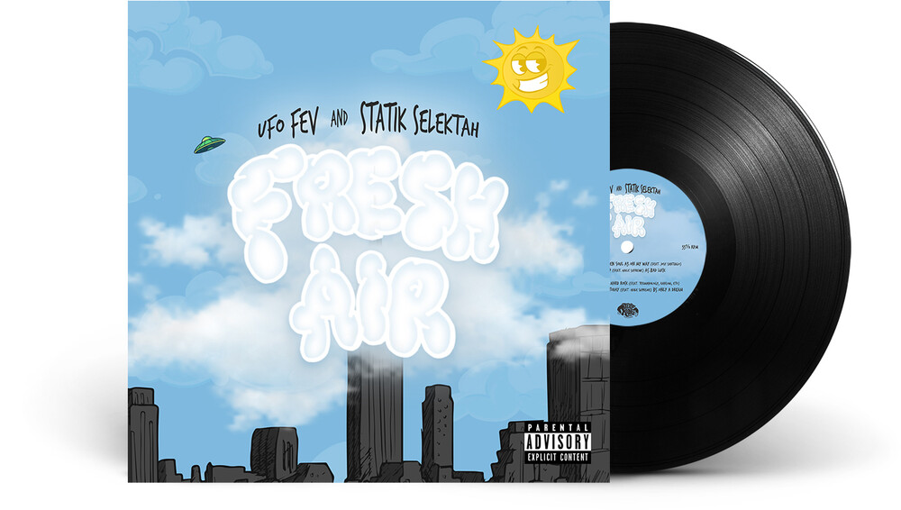 Ufo Fev & Statik Selektah - Fresh Air