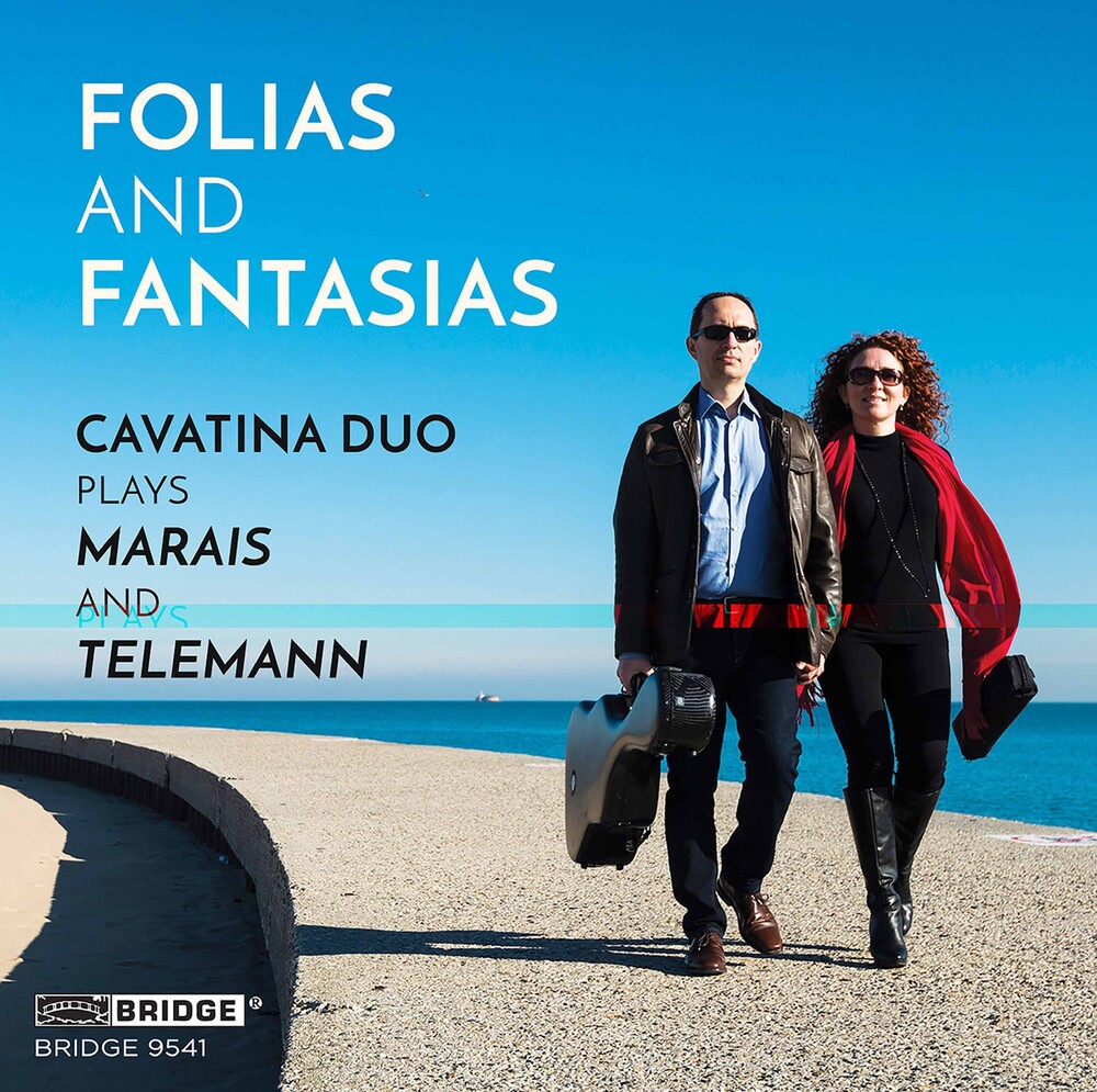 Cavatina Duo - Folias & Fantasias