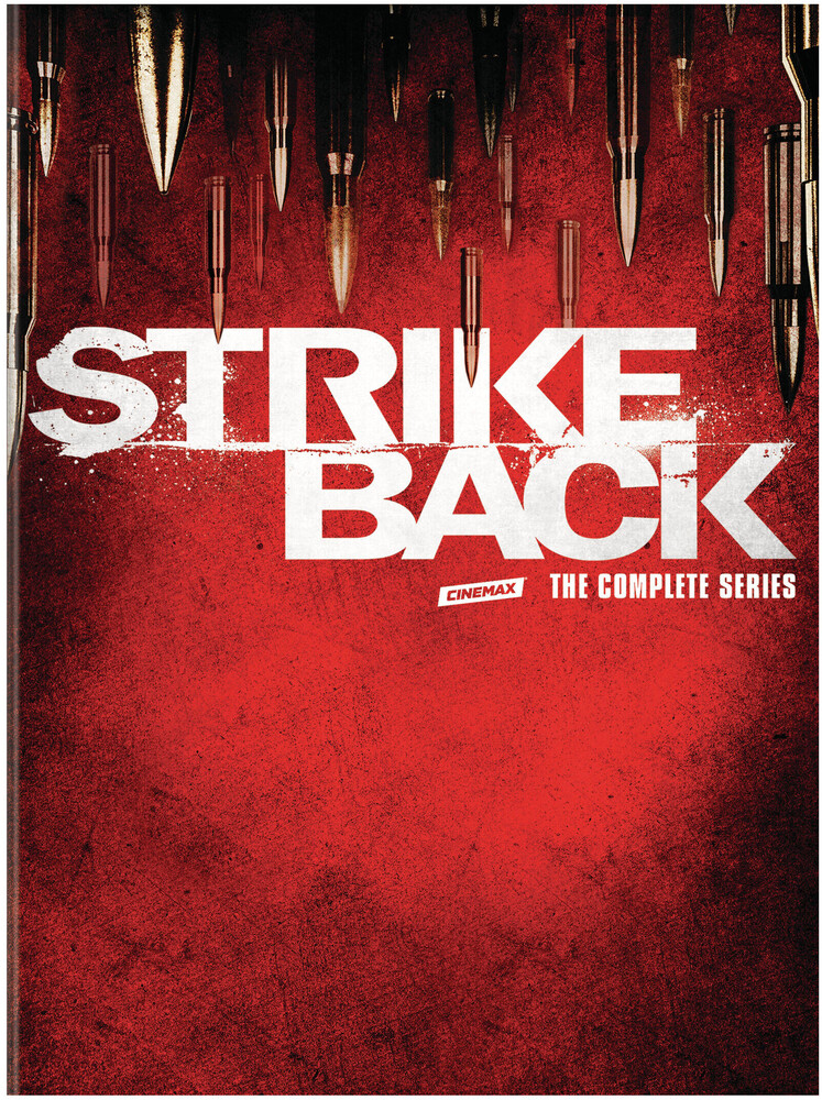 - Strike Back: Seasons 1-7 / (Box Slip)