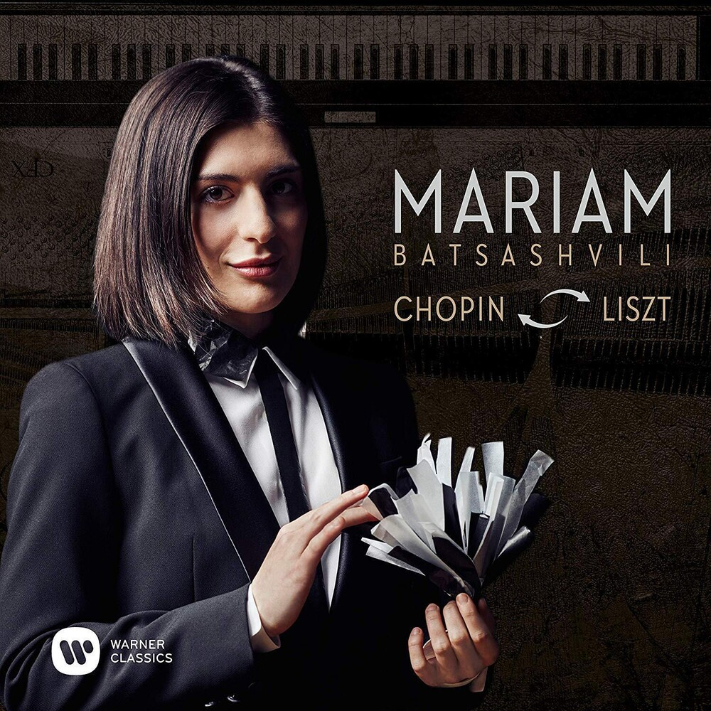Mariam Batsashvili - Liszt Chopin (Dig)