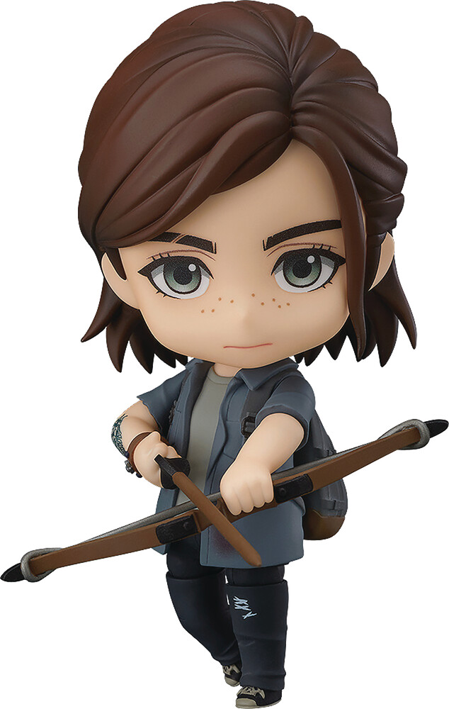 Good Smile Company - Good Smile Company - Last Of Us Part II - Nendoroid Ellie