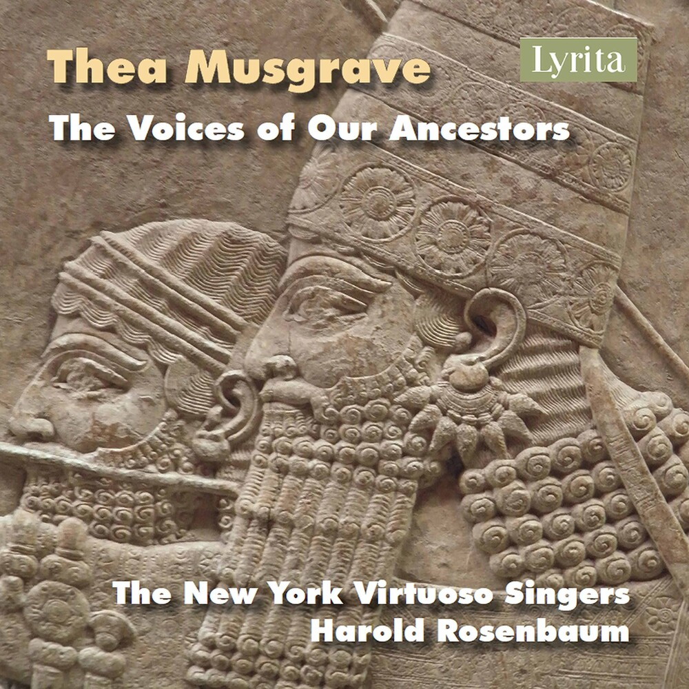 New York Virtuoso Singers - Voices Of Our Ancestors