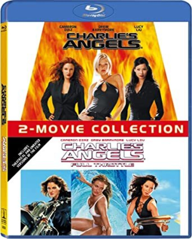 Charlie's Angels / Charlie's Angels: Full Throttle - Charlie's Angels / Charlie's Angels: Full Throttle