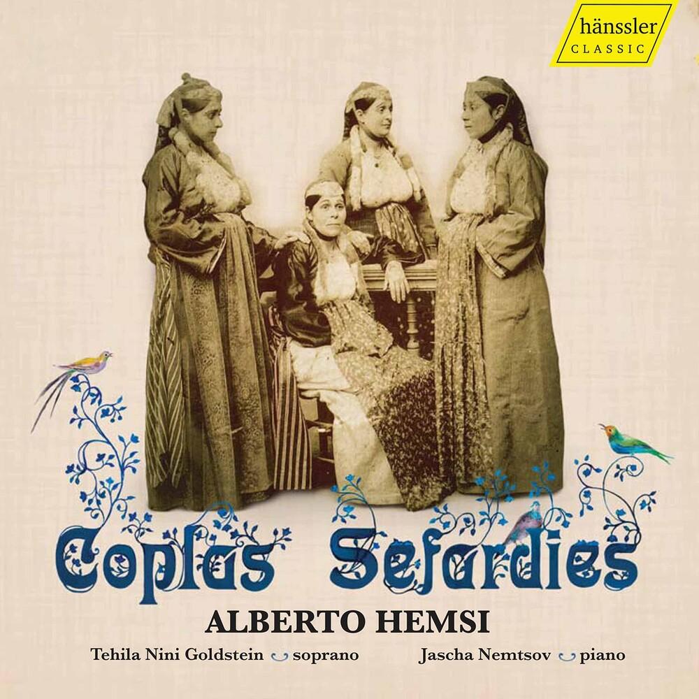 Tehila Nini Goldstein - Coplas Sefardies