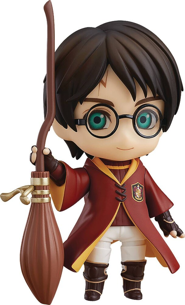 Good Smile Company - Good Smile Company - Harry Potter Nendoroid Quidditch Version ActionFigure