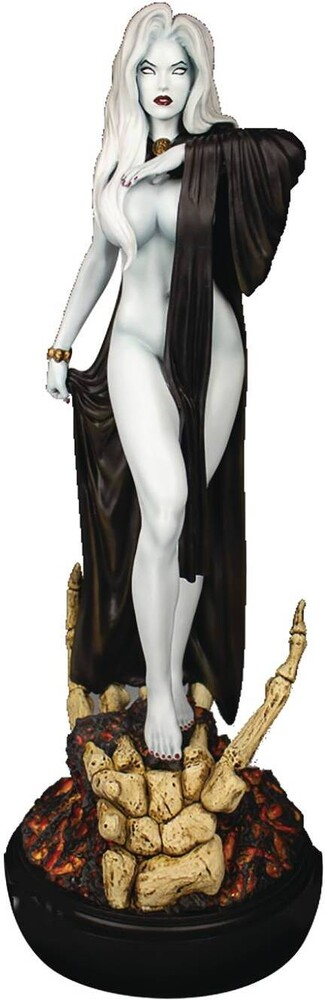 Quarantine Studio - Quarantine Studio - Lady Death Seductress 1/6 Scale Statue (Net)