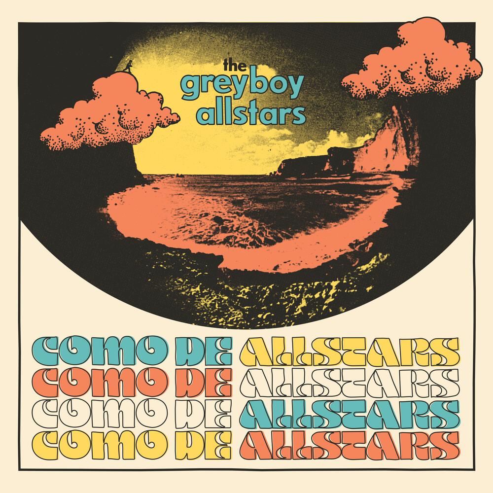 Greyboy Allstars - Como De Allstars (Gate) (Org) (Ylw)