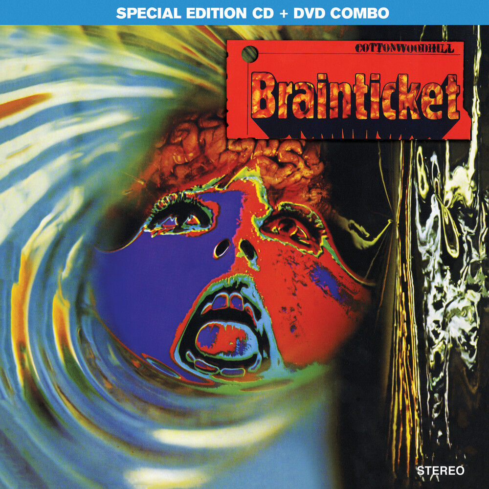 Brainticket - Cottonwoodhill (W/Dvd) (Reis)