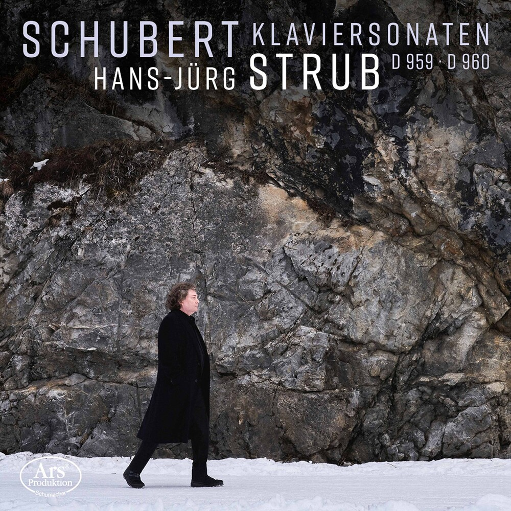 Schubert / Strub - Klaviersonaten D 959 & 960 (Hybr) (2pk)